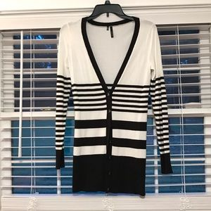 Maurices Striped Cardigan | XS |